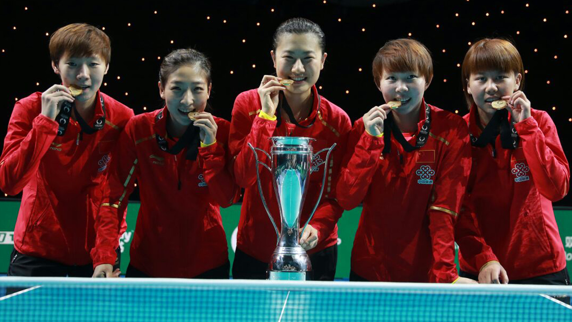 China's women have now won 10 of the 11 editions of the ITTF Team World Cup ©ITTF