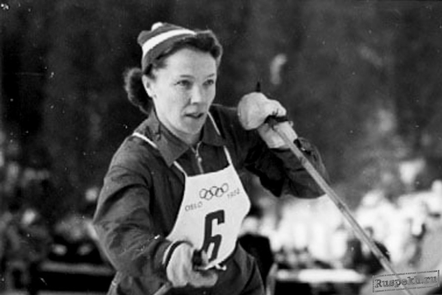 Finland's Lydia Wideman, the Oslo 1952 10km cross-country gold medallist, is believed to now be the world's oldest living Olympic champion at the age of 97 ©Wikipedia