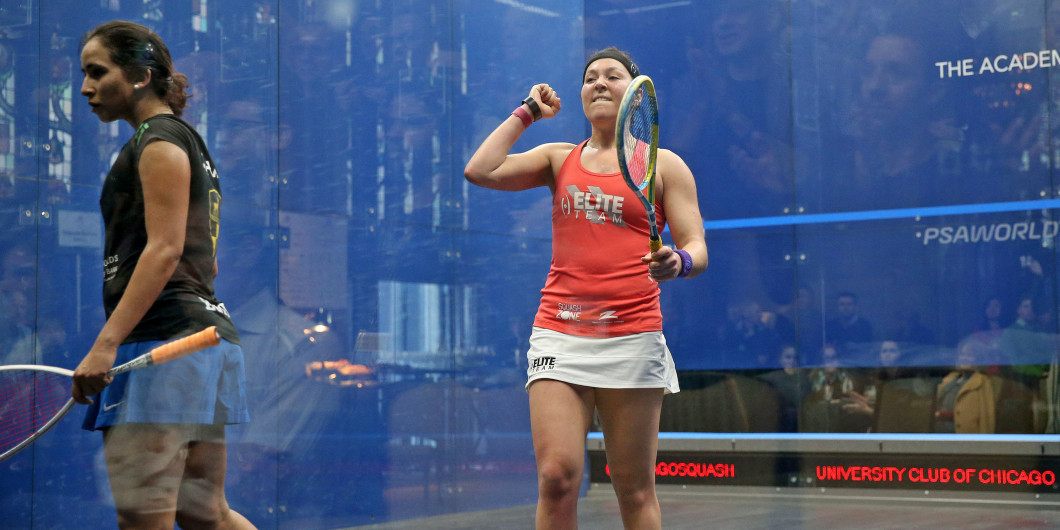 Sobhy secures quarter-final spot at Windy City Open