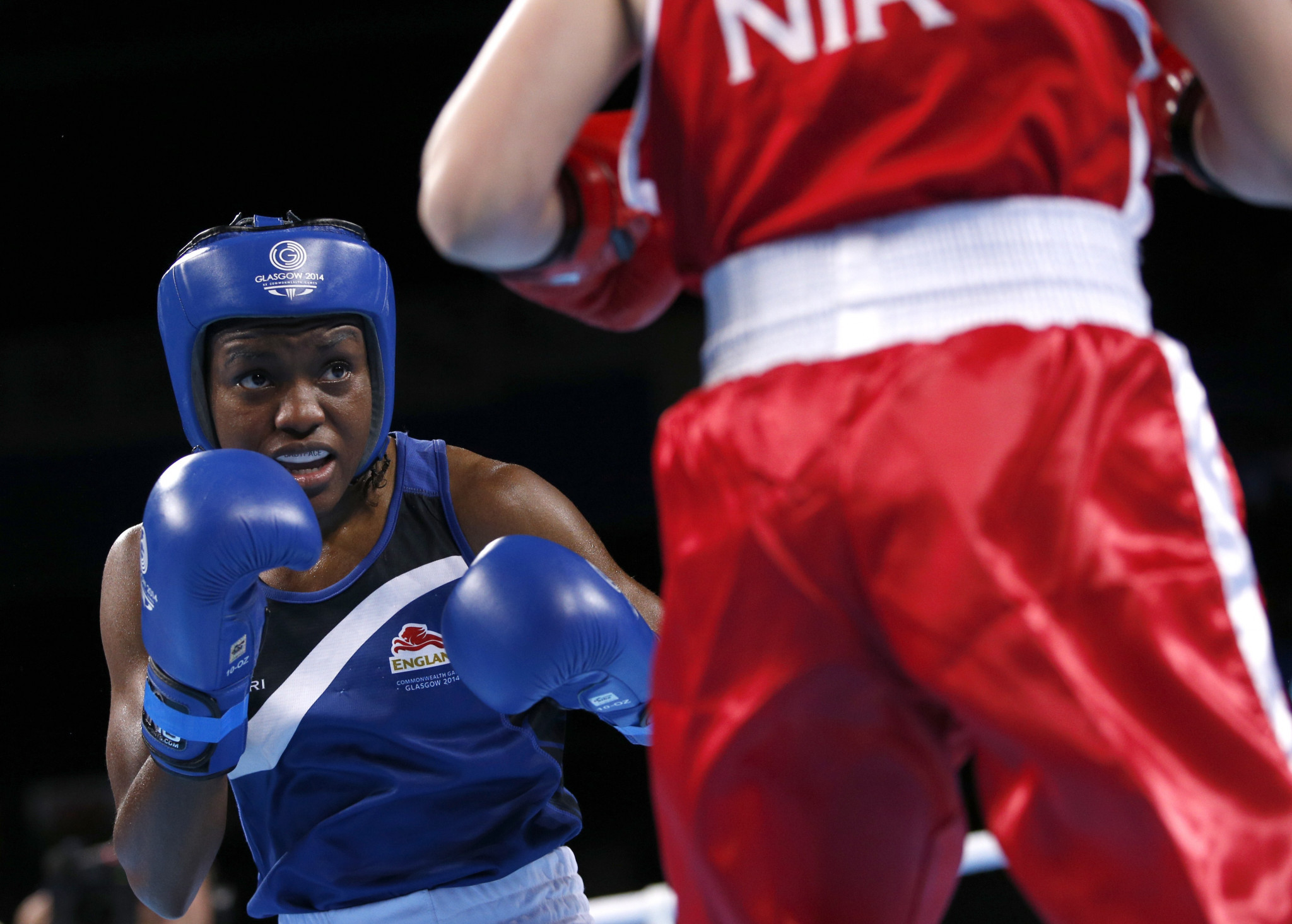 The presence of Nicola Adams at the Commonwealth Games ensured the event was high-profile following her Olympic triumph at London 2012 ©Getty Images
