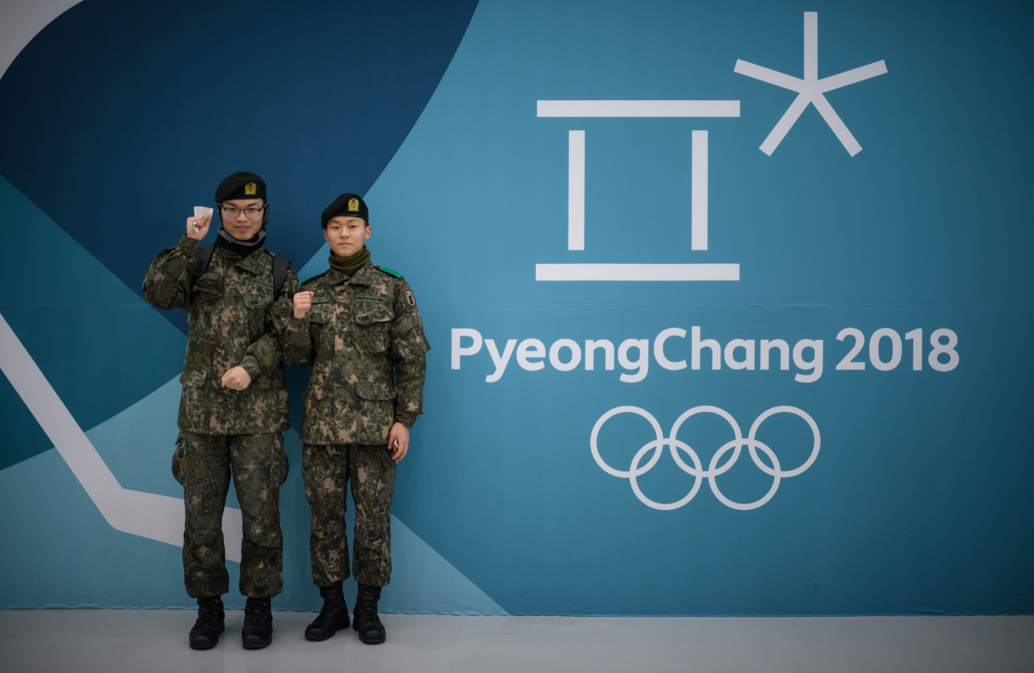 South Korean Olympic medallists eligible for military exemption