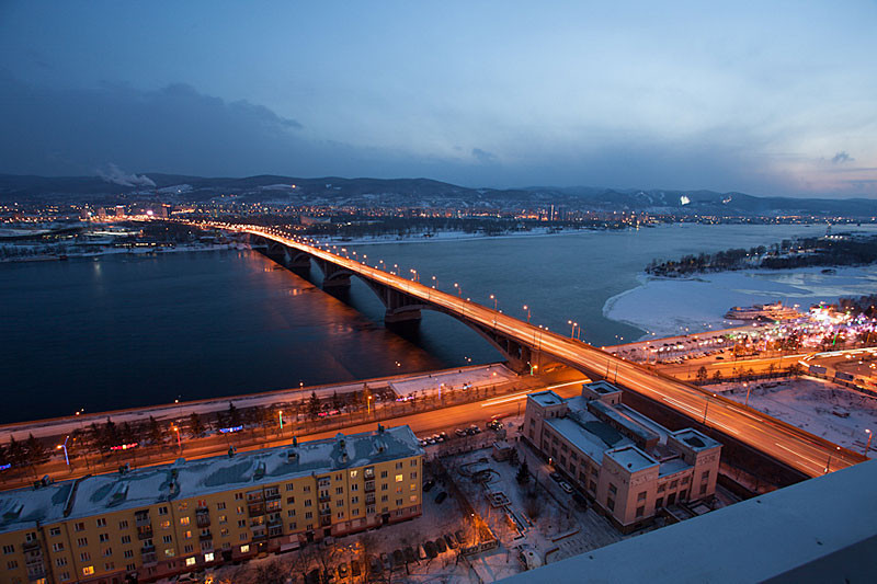 Krasnoyarsk is increasing its preparations for the 2019 Winter Universiade ©FISU
