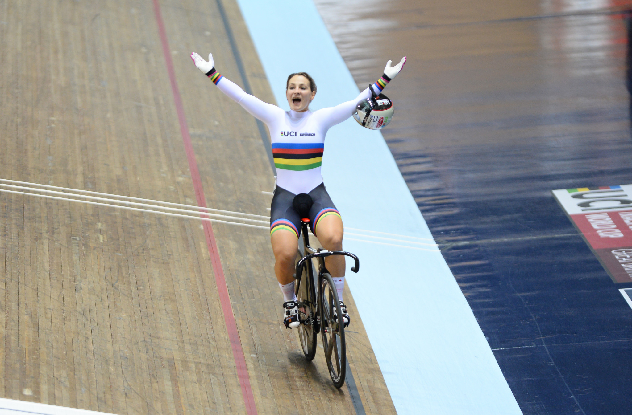 Apeldoorn prepares to host UCI Track Cycling World Championships 0be83c3e0
