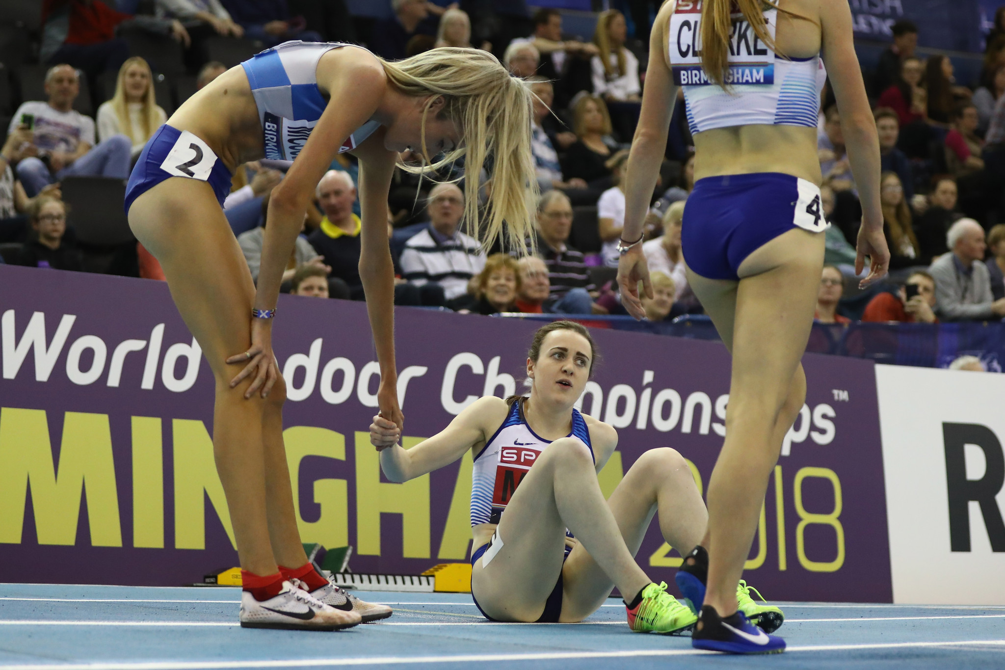 US set for another golden showing at IAAF World Indoor Championships in Birmingham