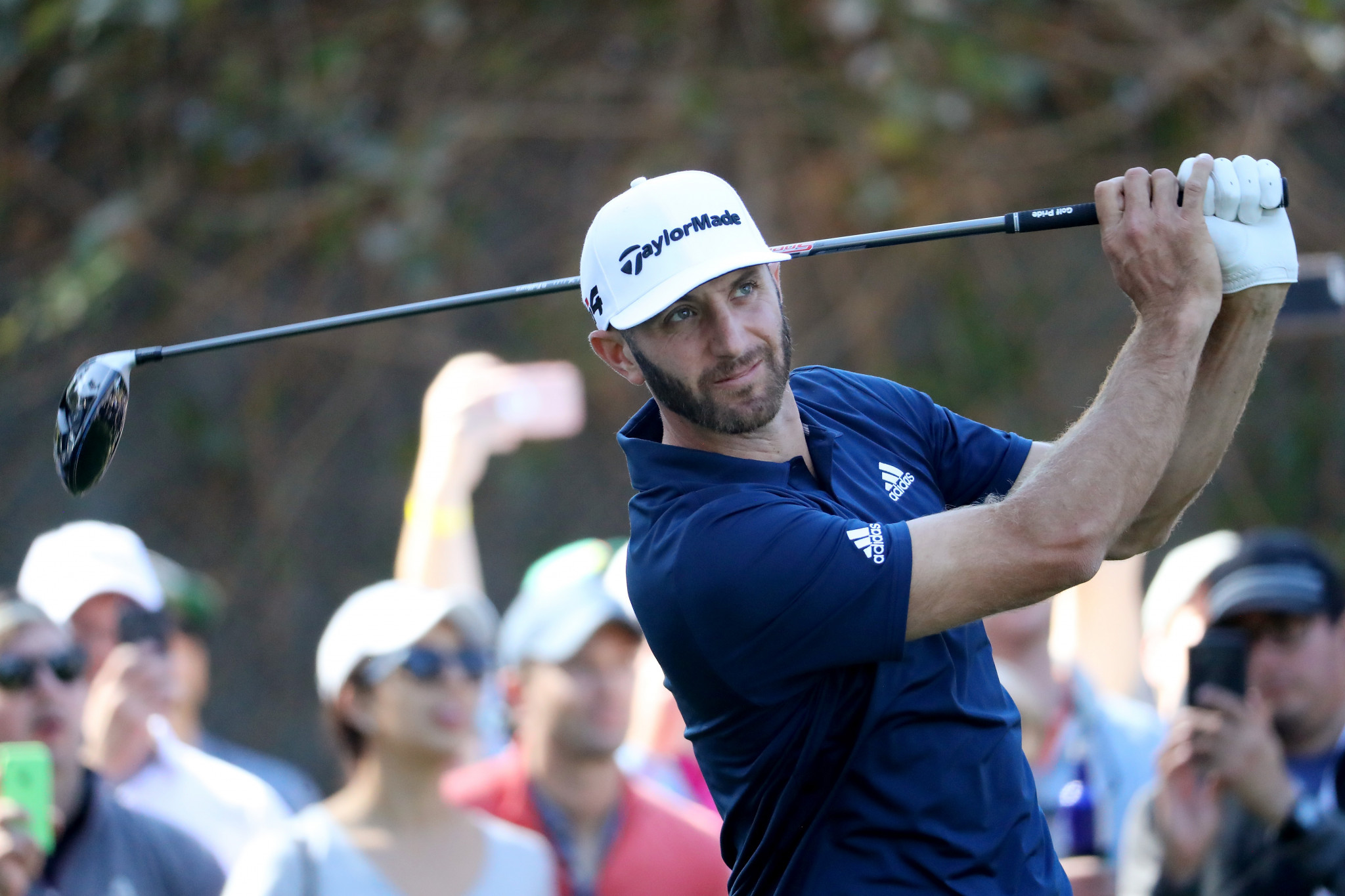 Johnson to defend World Golf Championship title against strong field in Mexico