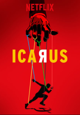 Icarus is in the running for an Academy Award ©Netflix
