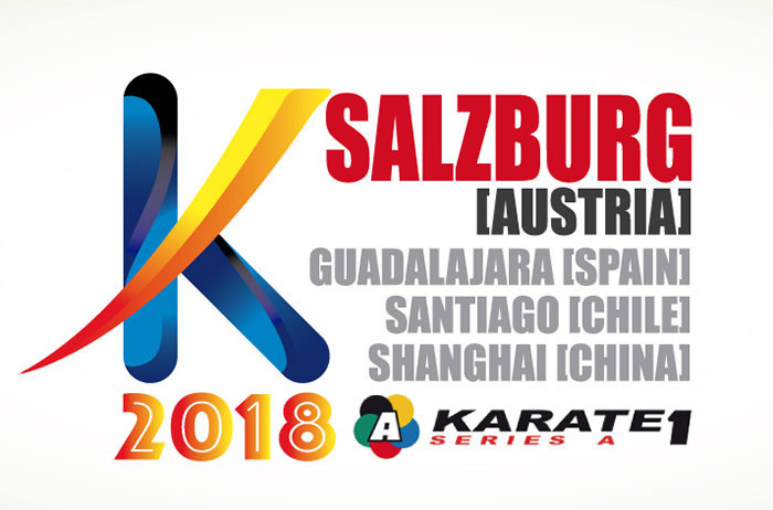 Record entry for Salzburg's Karate 1-Series A event
