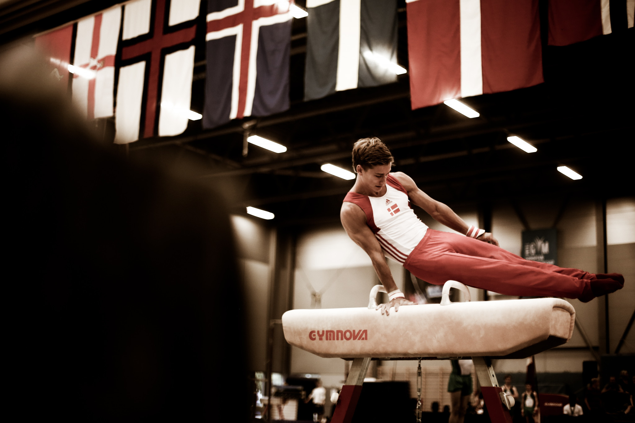 The news is a huge boost for Danish gymnastics ©Sport Event Denmark