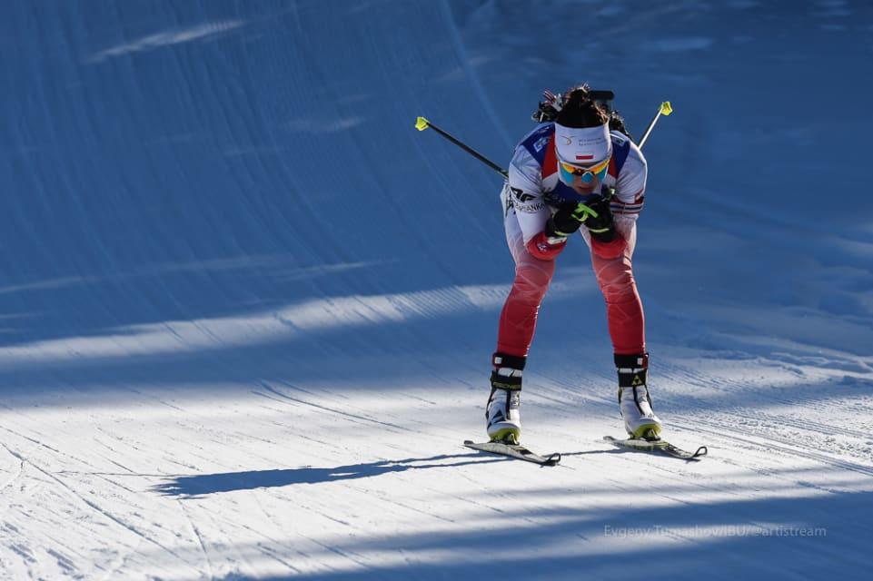 Pyeongchang 2018 Olympian Zuk seals gold at IBU Youth/Junior World Championships