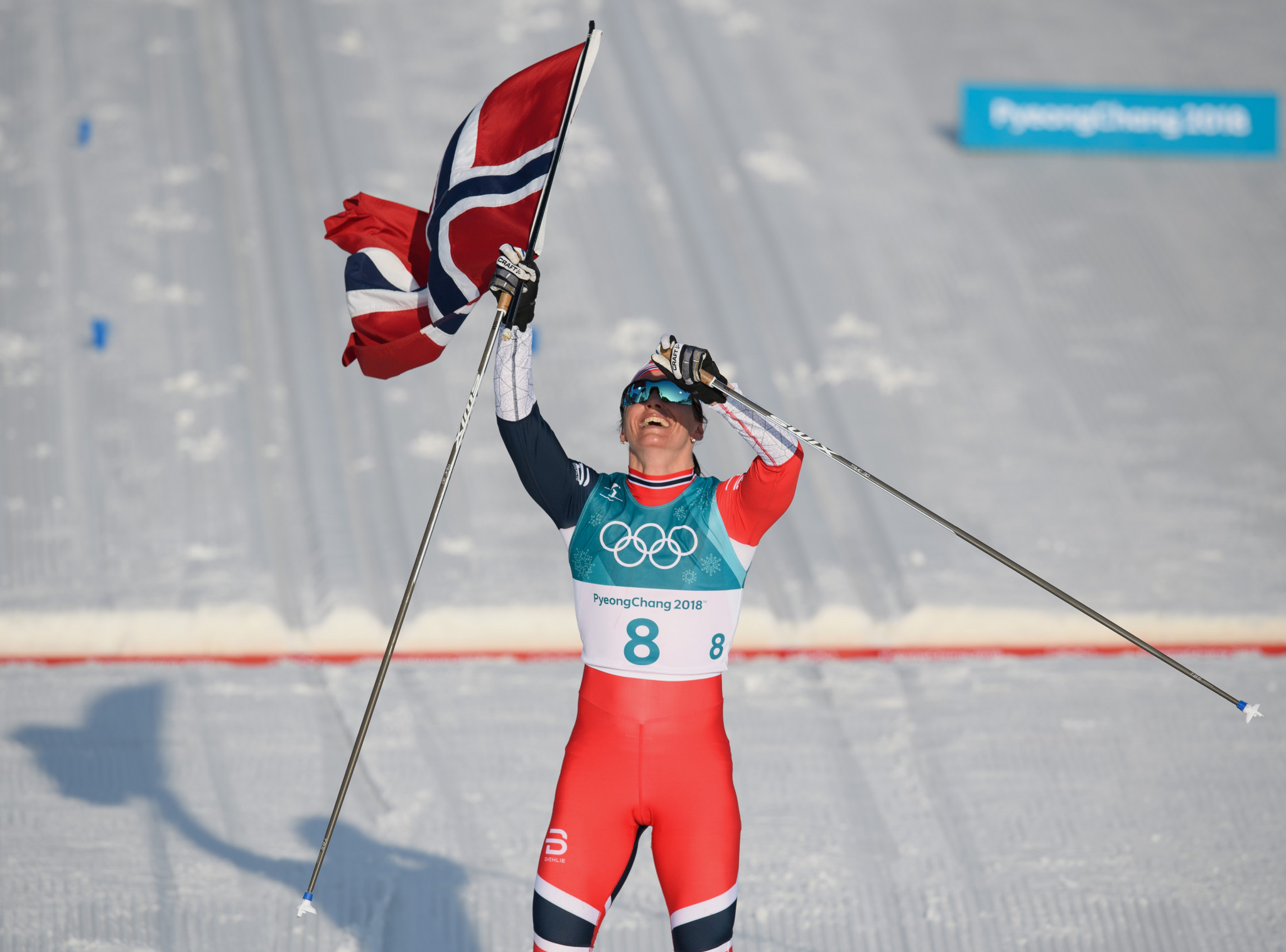 The EOC President reserved praise for Norway, after they topped the Pyeongchang 2018 medals table ©Getty Images