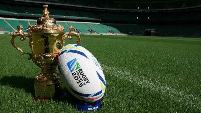 Kit and changing room choice confirmed for 2015 Rugby World Cup pool matches