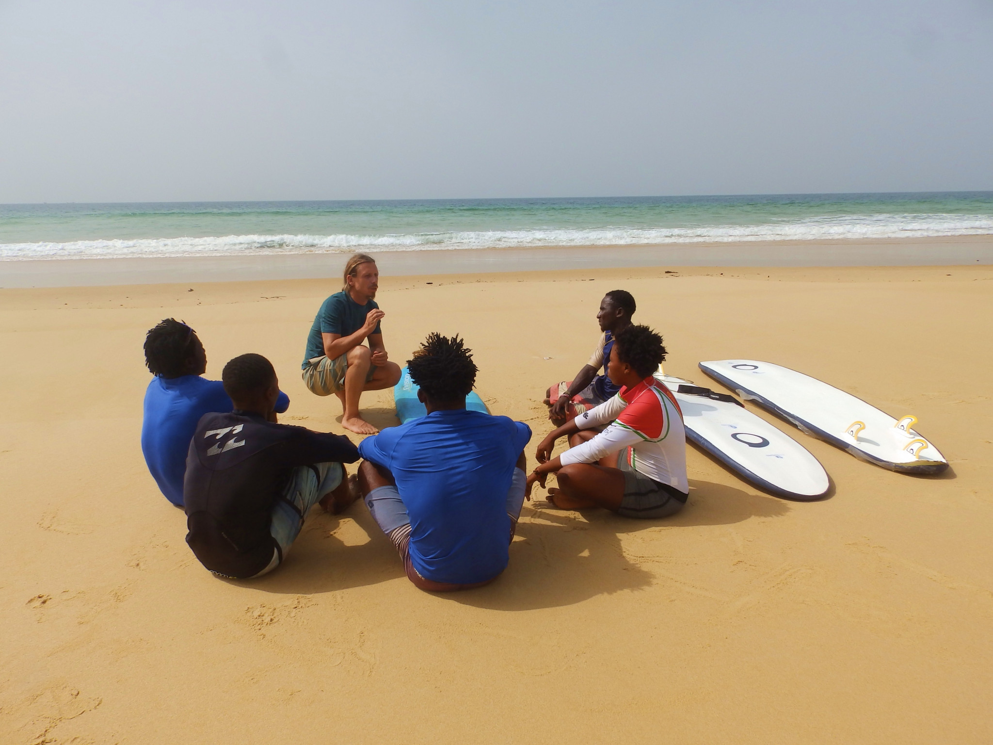 International Surfing Association hail progress of sport in Sierra Leone