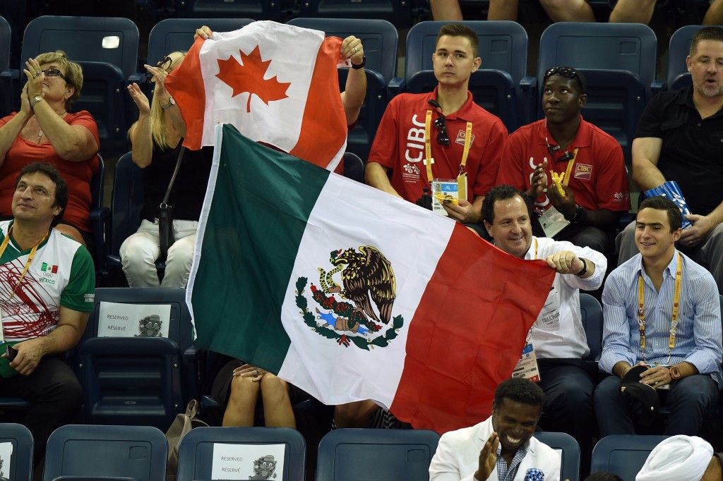 Mexico have made it two wins from two at the FIBA Americas Championship ©Getty Images