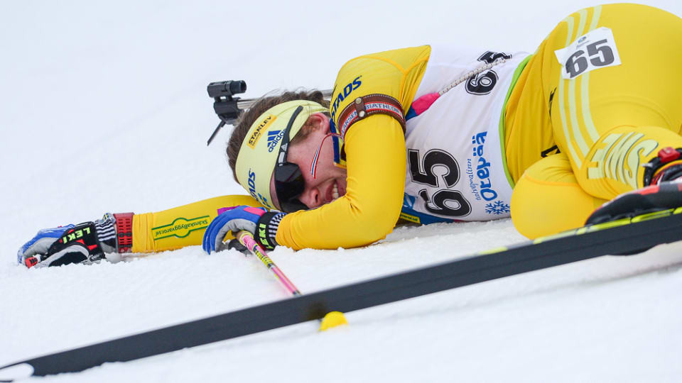 Oeberg and Pervushin clinch third golds at IBU Youth/Junior World Championships