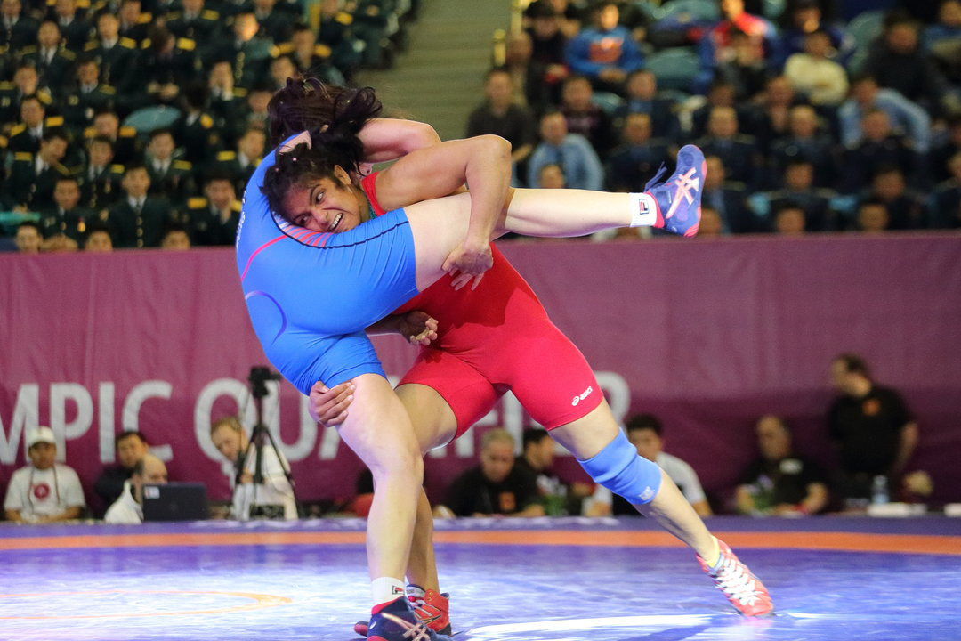 Indian grapplers win two bronze medals in Asian Wrestling Championships