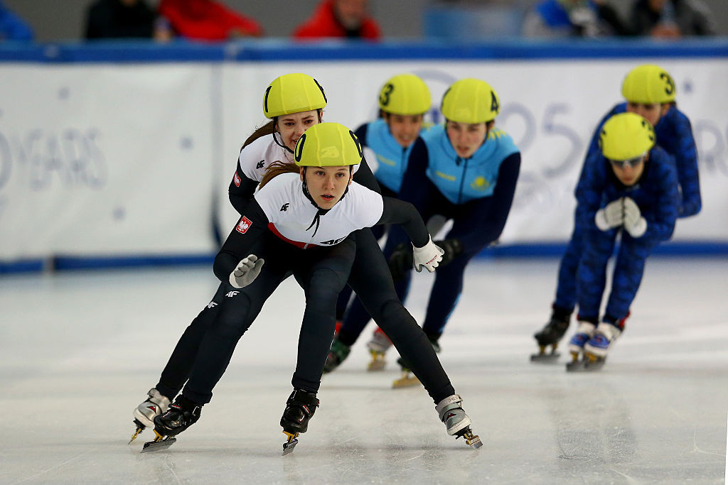 Qualifications were the focus of the opening day of competition ©ISU