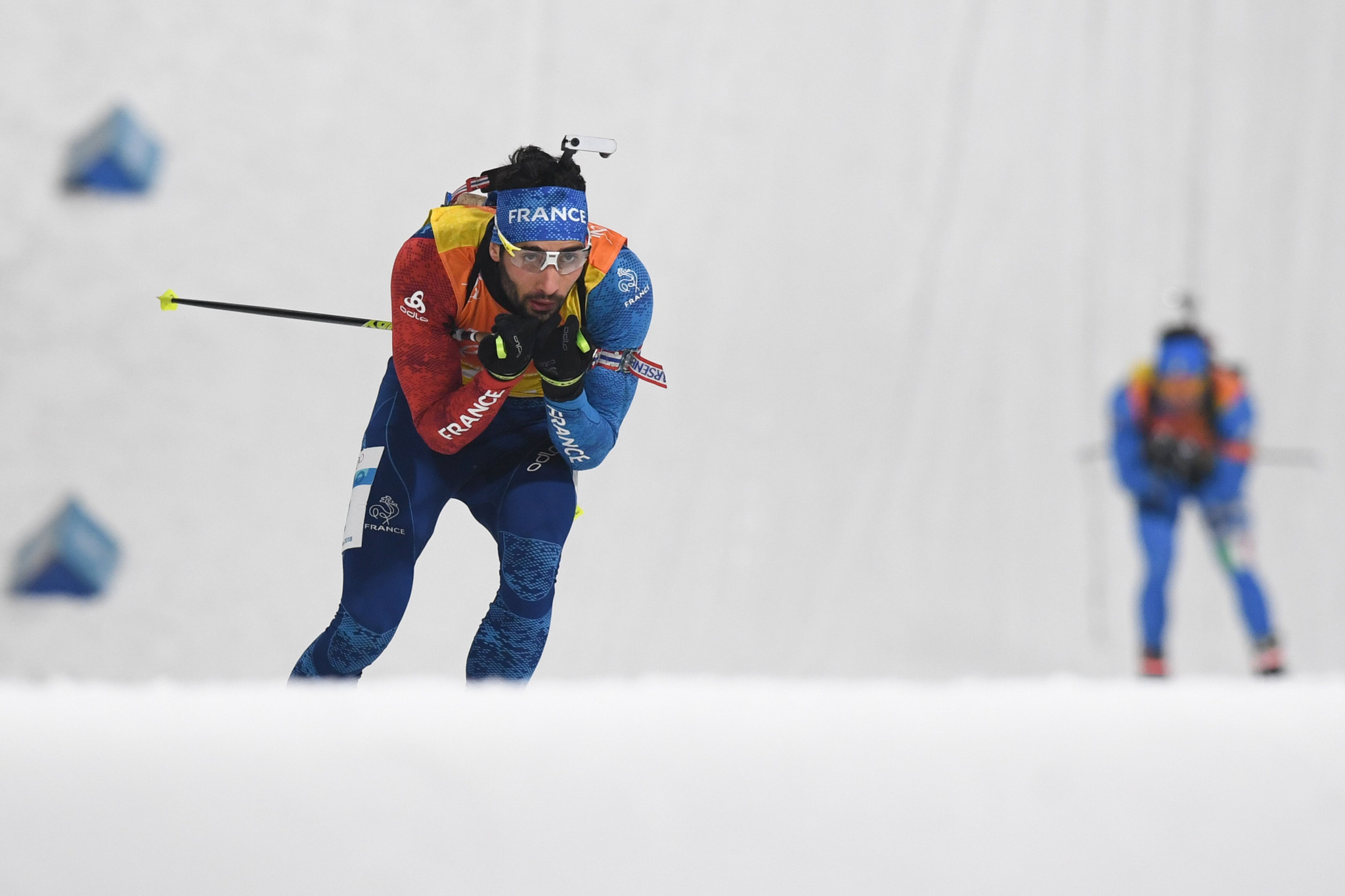 Biathlon legend Fourcade named President of Paris 2024 Athletes' Commission