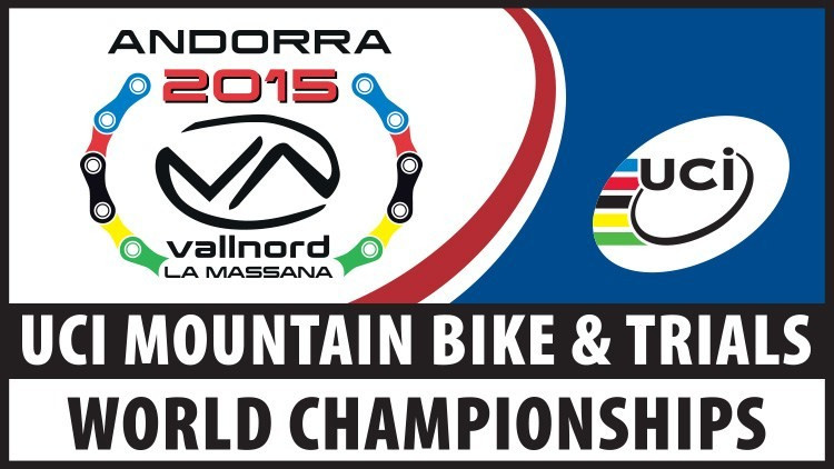 France defend cross-country team relay title at the UCI Mountain Bike and Trials World Championships