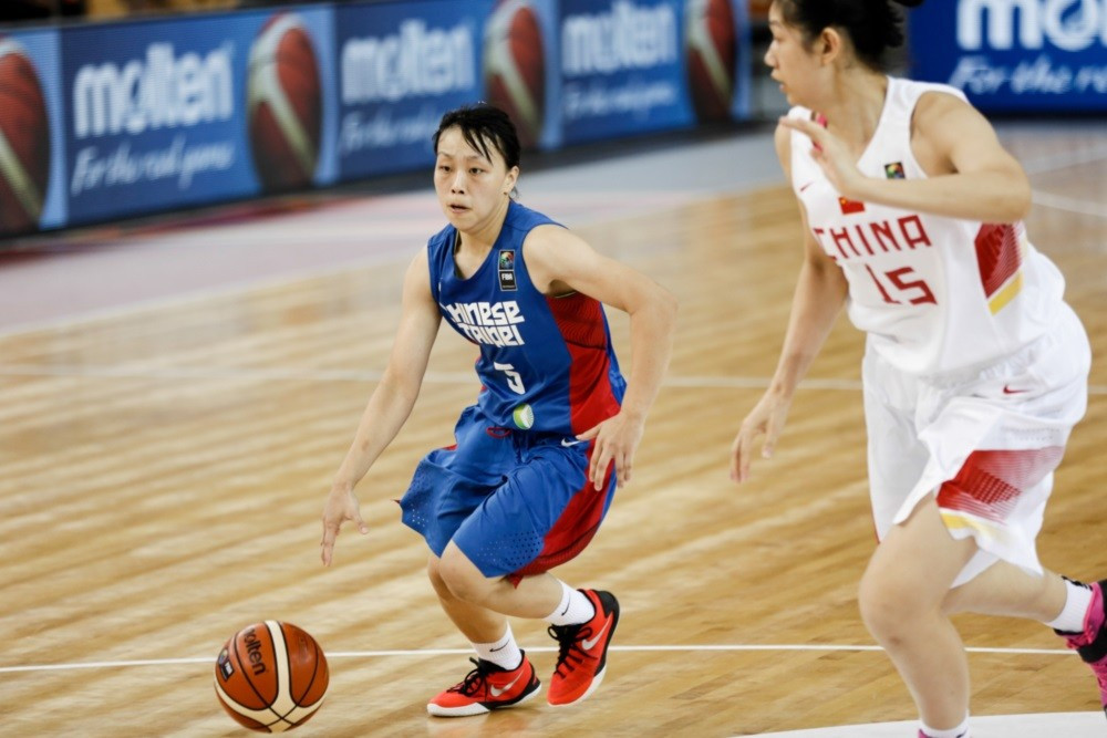 Japan were too strong for Thailand at the FIBA Asia Women's Championship