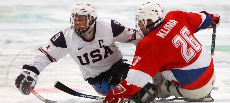 Viewers on Paralympic.org will be able to watch every match of the ice hockey tournament at Pyeongchang 2018 ©Getty Images