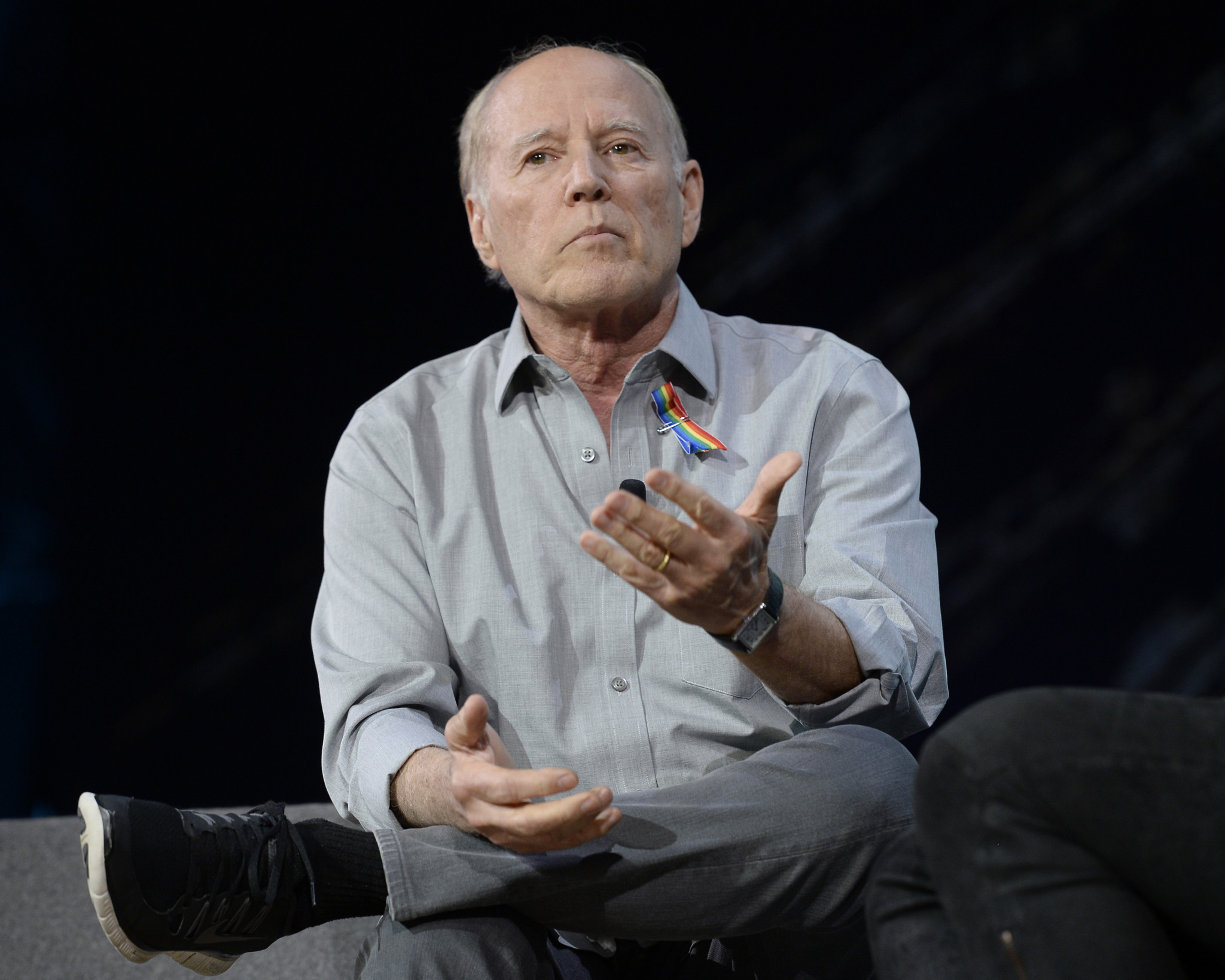 Esteemed director Frank Marshall is working with the Olympic Channel ©Getty Images