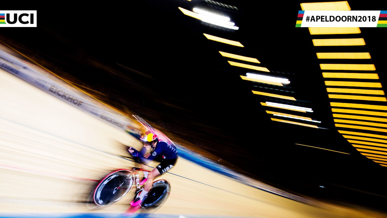 Dygert twice breaks world record at UCI World Track Championships in Apeldoorn