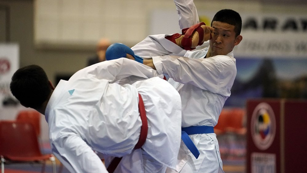 New generation provide shocks at Karate 1-Series A in Salzburg