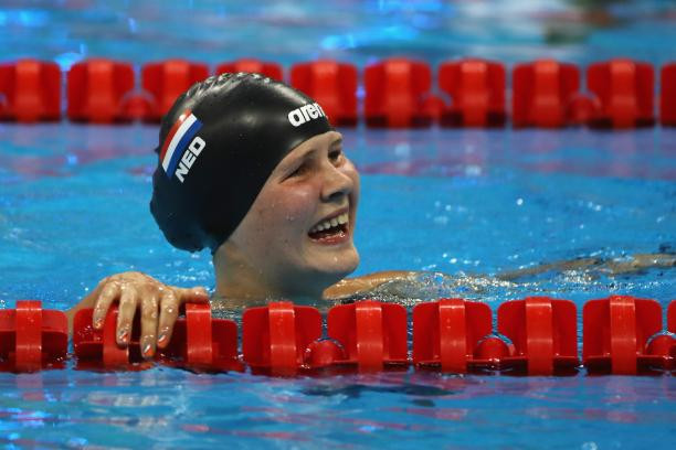 Two more world records fall on day two of World Para Swimming World Series