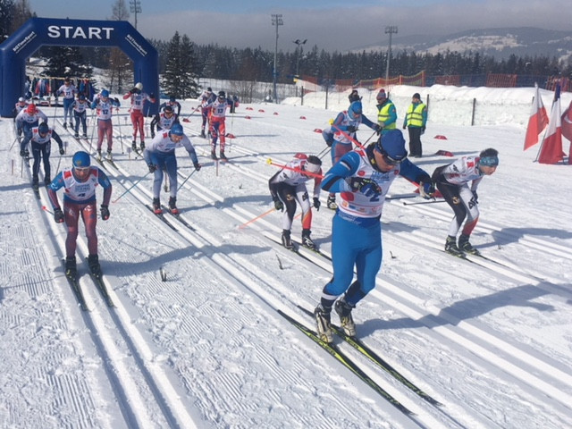 France, Japan and Russia dominate INAS World Alpine and Nordic Skiing Championships