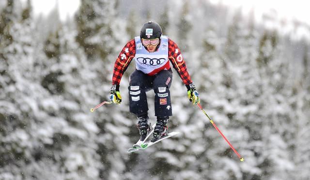 Swiss ski cross spell broken as Drury and Naesland win in Russia
