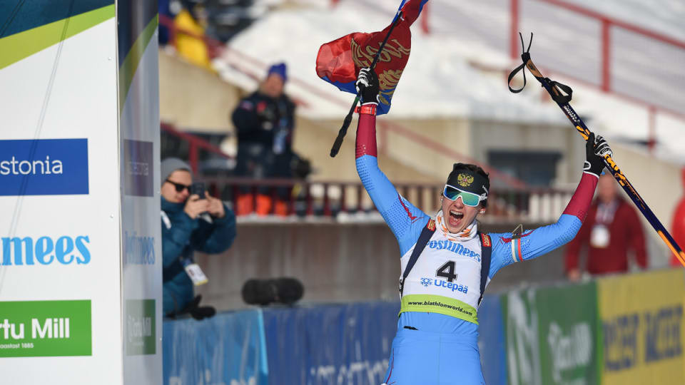 Russia sweep youth pursuit titles on final day of IBU Youth/Junior World Championships