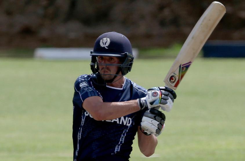 MacLeod helps Scotland stun Afghanistan