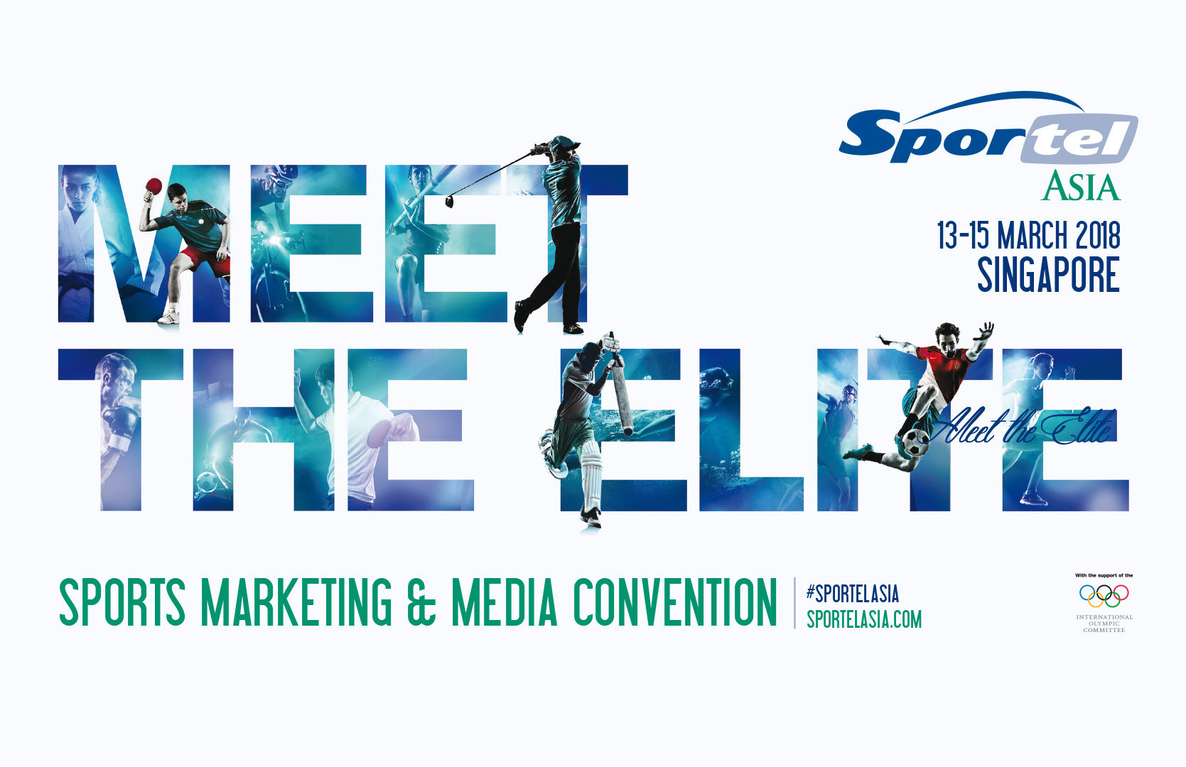 SportelAsia is due to take place in Singapore later this month ©Sportel