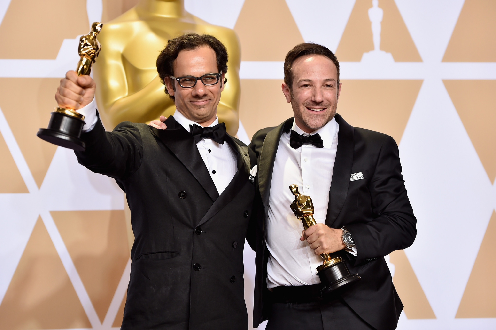 Doping documentary 'Icarus' wins Oscar