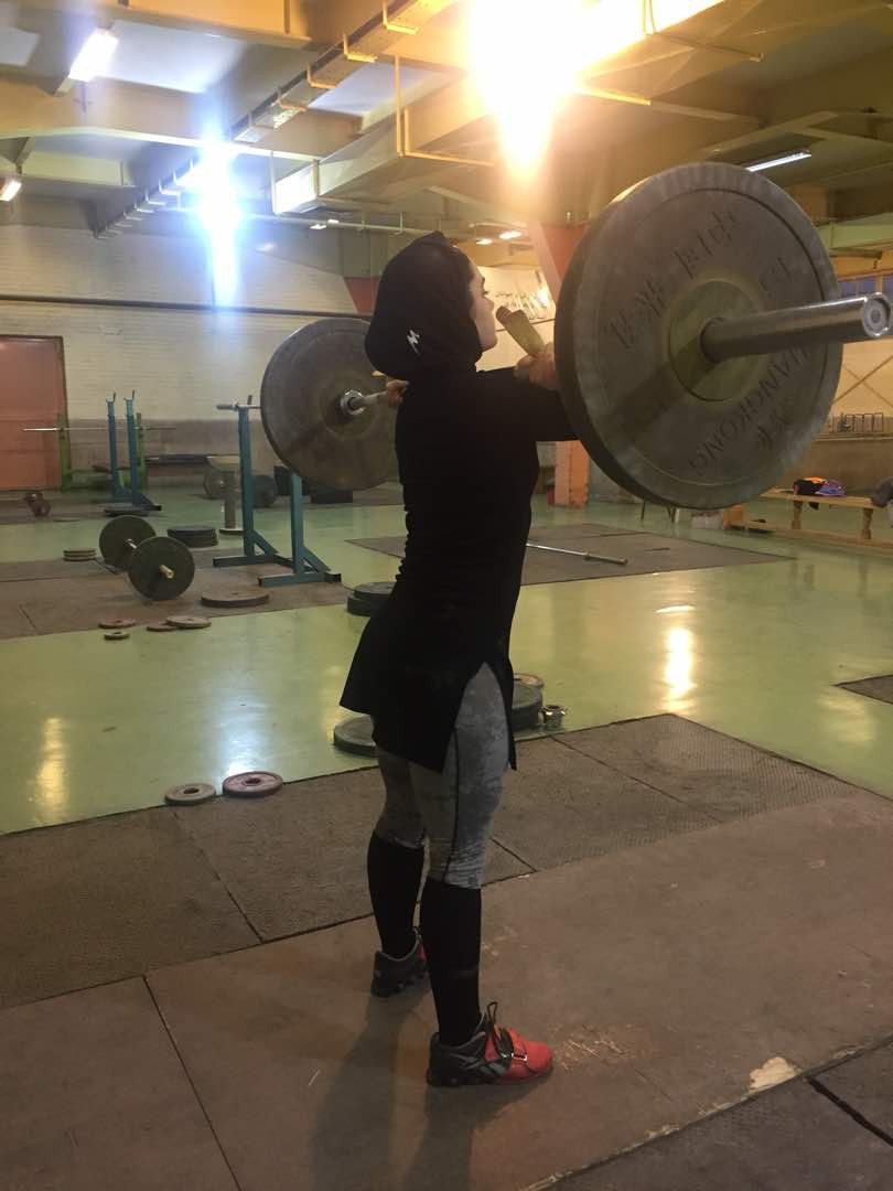 Exclusive: Iran and United States plan women's weightlifting international match
