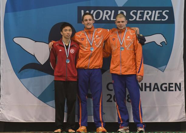 Dutch domination on final day of World Para Swimming World Series event in Copenhagen