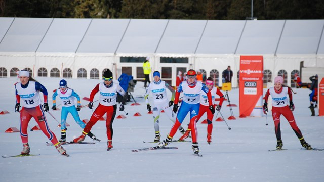 Nordic combined is the only men-only discipline on the Winter Olympic programme ©FIS