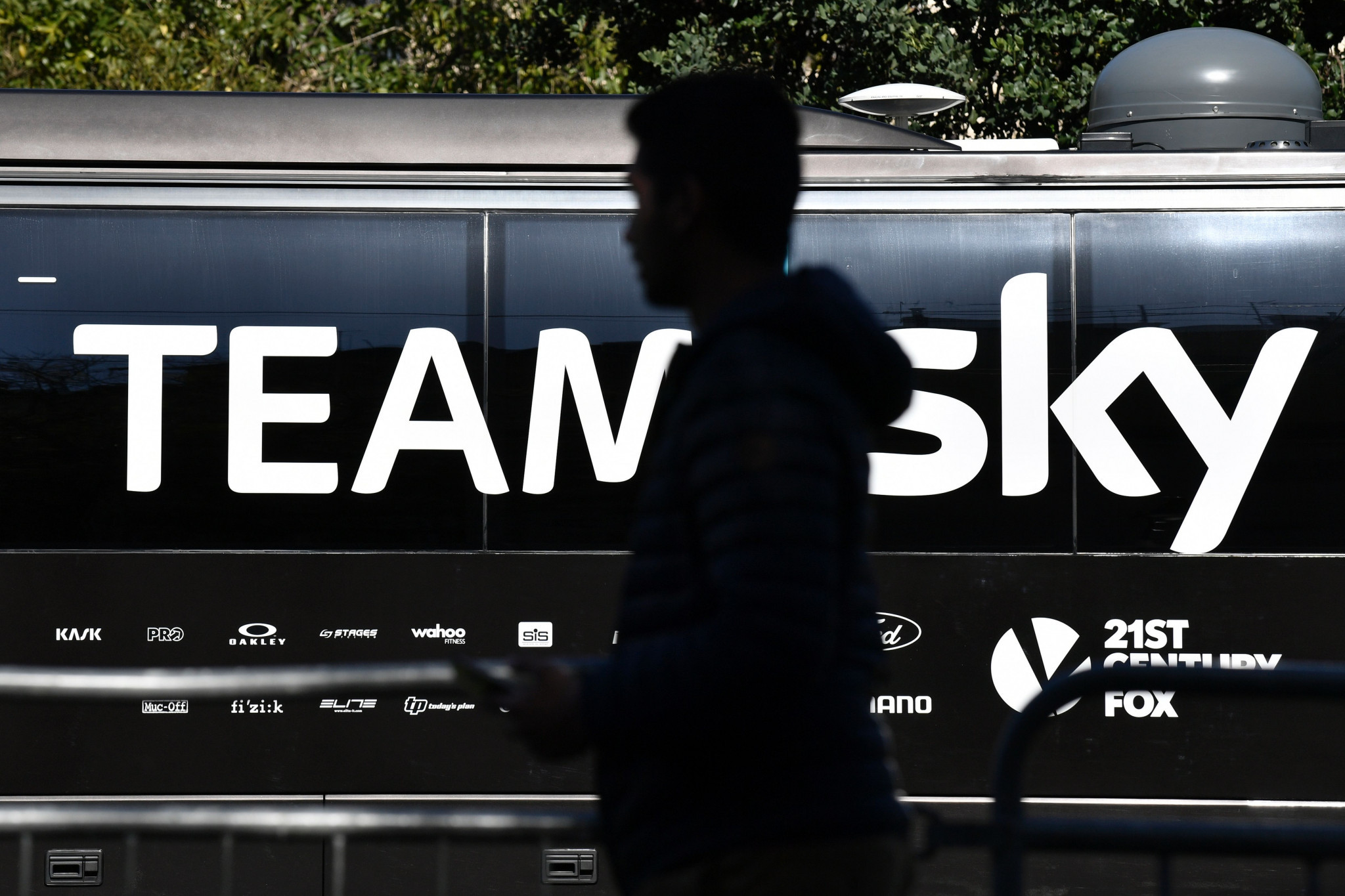 Team Sky have