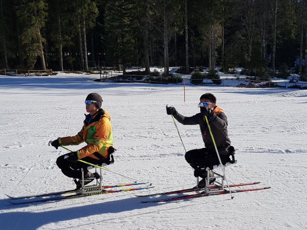North Korean skiers Kim Jong-hyon and Ma Yu-chol are expected to arrive tomorrow ©IPC