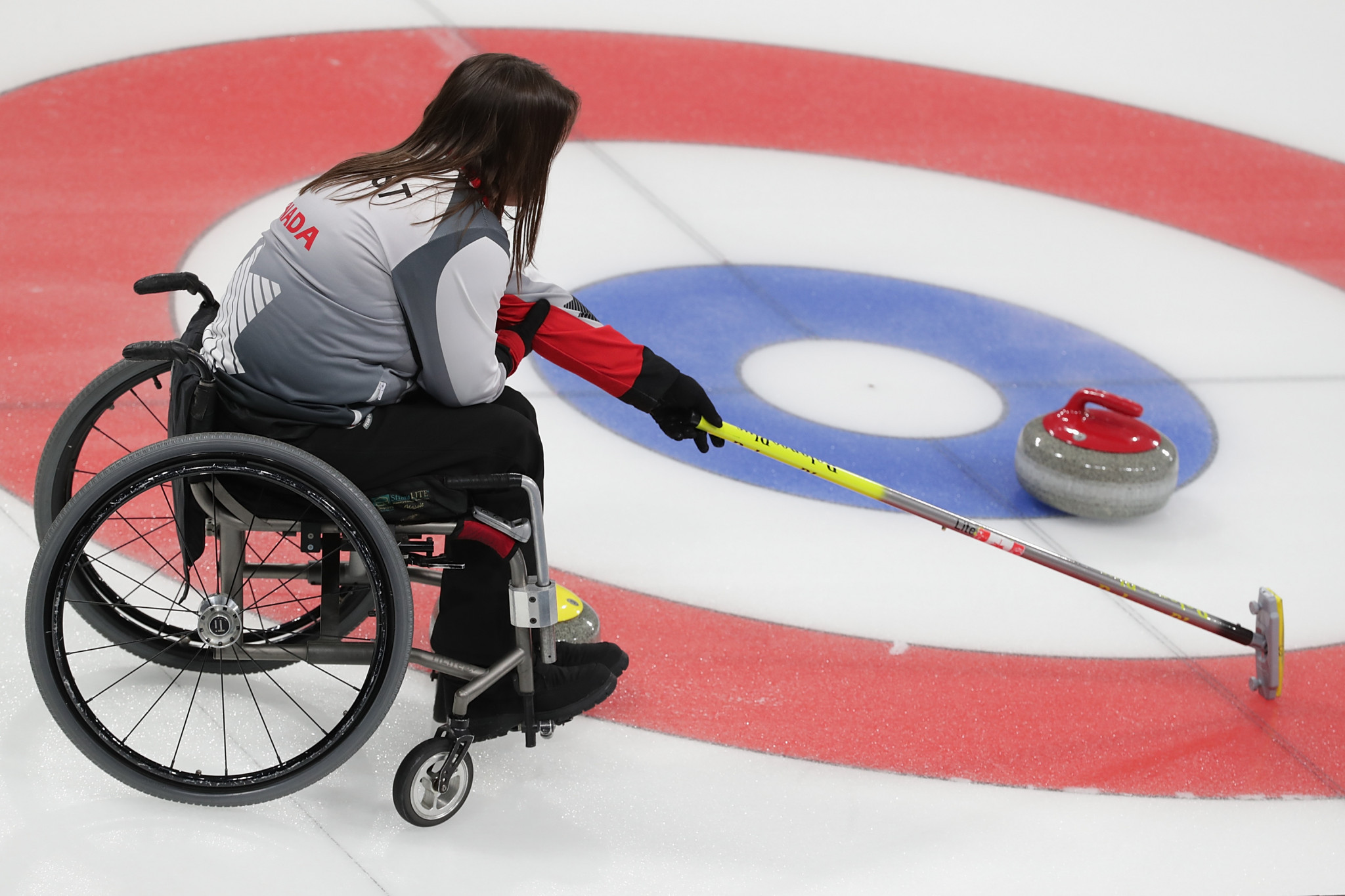 Lee Moon-tae hopes sports like wheelchair curling can become commercially successful in South Korea following the Winter Paralympics ©Getty Images