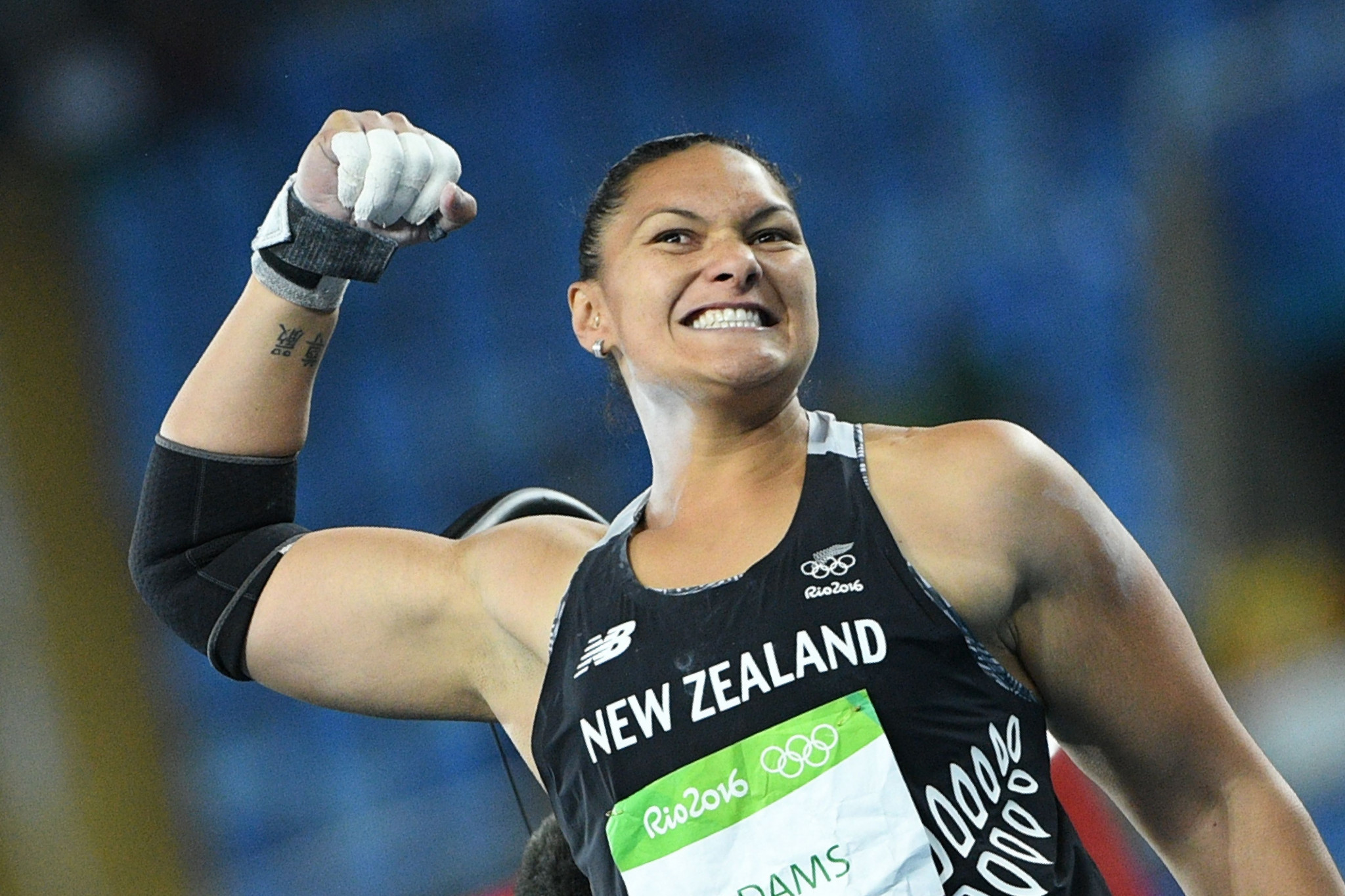 Valerie Adams was confirmed at the vice-chair of the Commission ©Getty Images