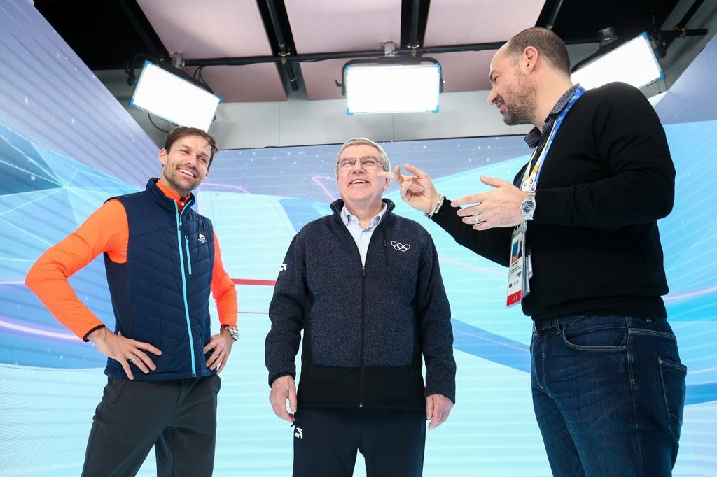 Eurosport vow to take technological innovations at Pyeongchang 2018 to next level for Tokyo 2020