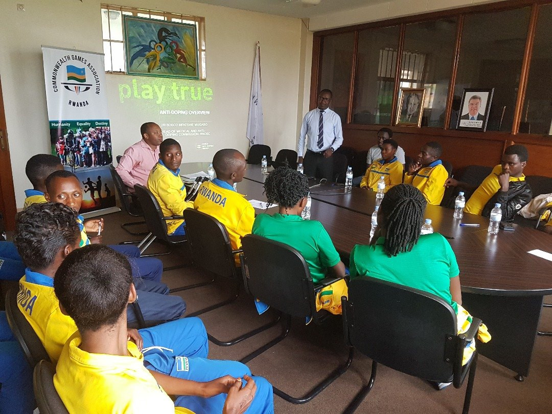 Rwanda name 17-strong team for Gold Coast 2018 Commonwealth Games