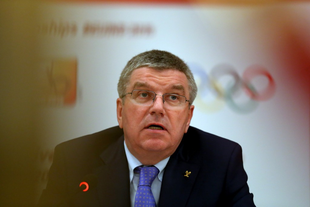 Bach pays tribute to Olympic Games founder Pierre de Coubertin on anniversary of death