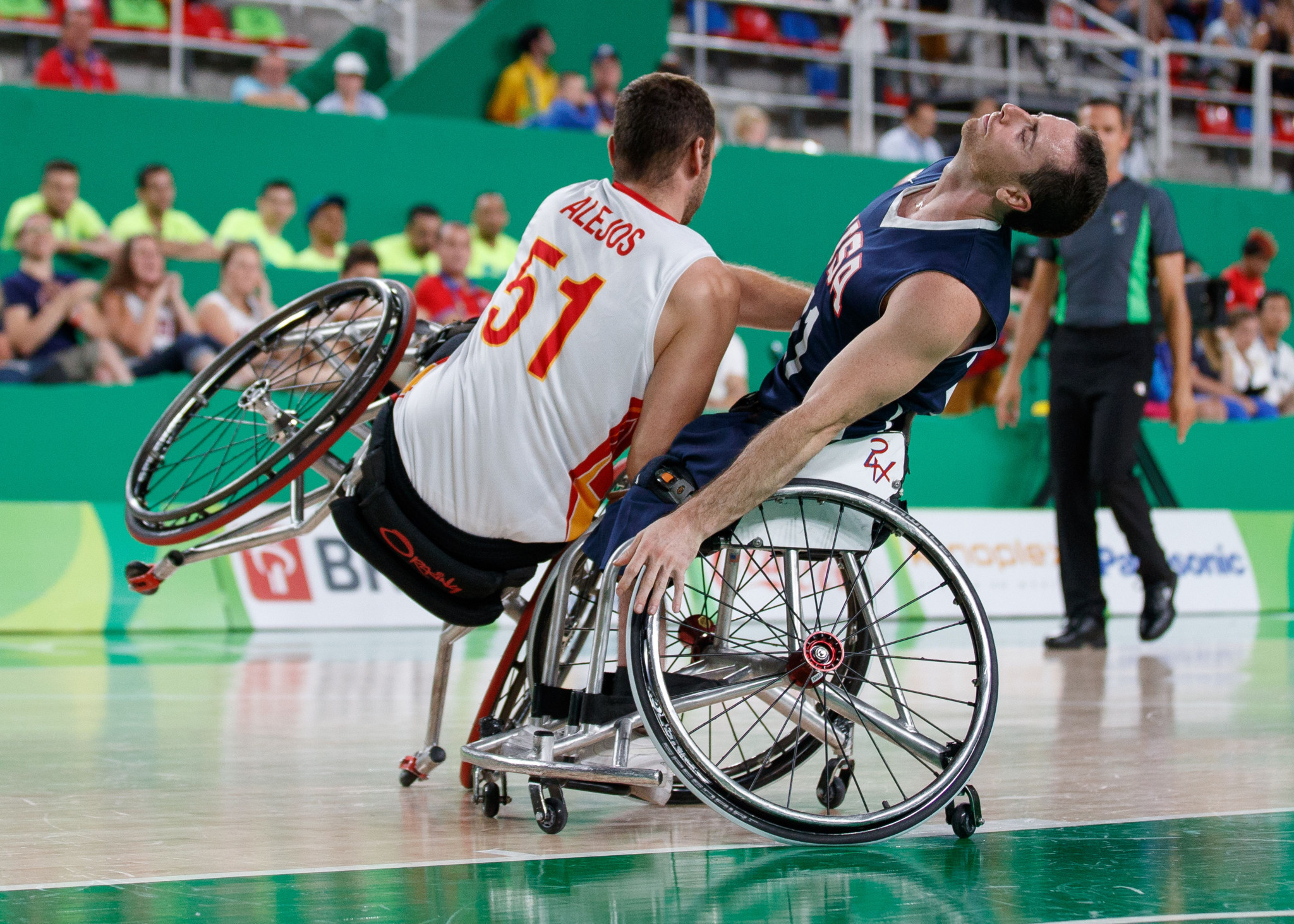 IWBF introduce repechage system for Paralympic and World Championship qualification