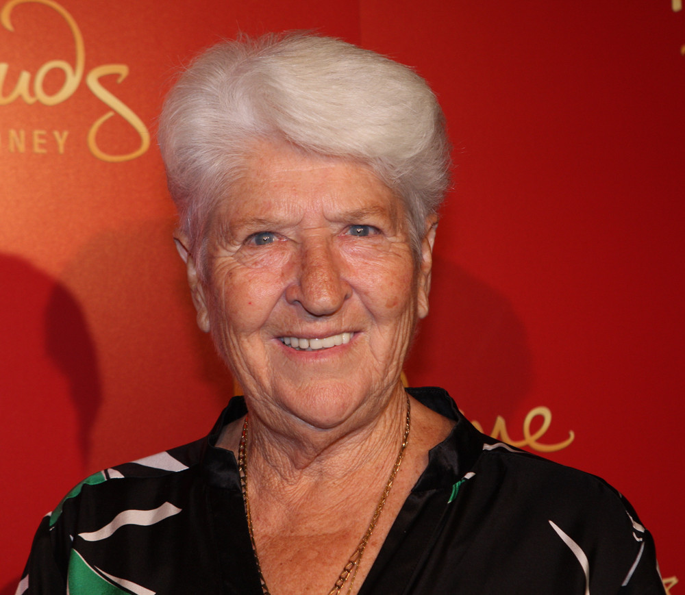Now 80, Dawn Fraser remains a revered icon in Australian sport ©Wikipedia