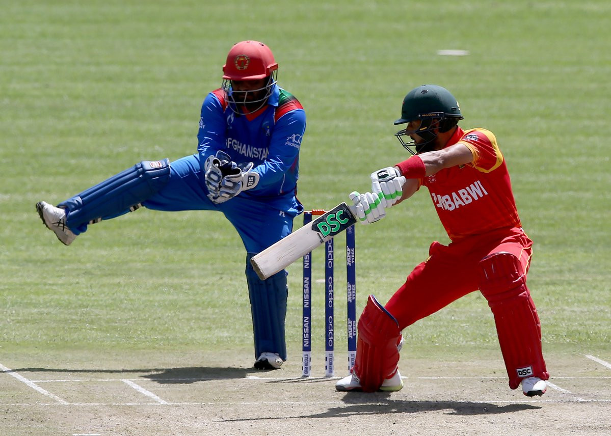 Afghanistan on brink of shock exit after losing to hosts Zimbabwe at ICC Cricket World Cup qualifier