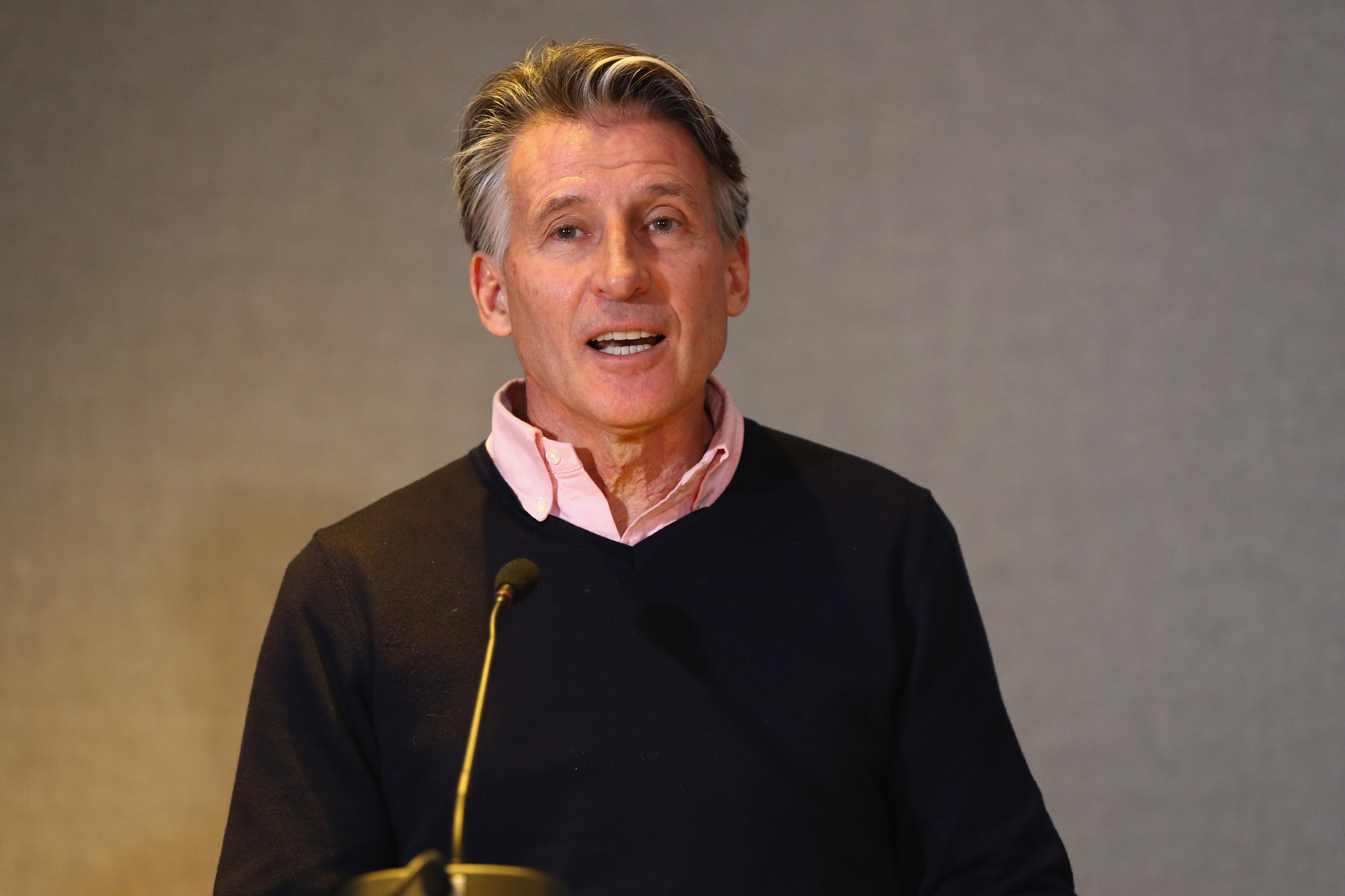 IAAF President Sebastian Coe announced transfer of allegiance rules are set to be drawn up in the coming months ©Getty Images
