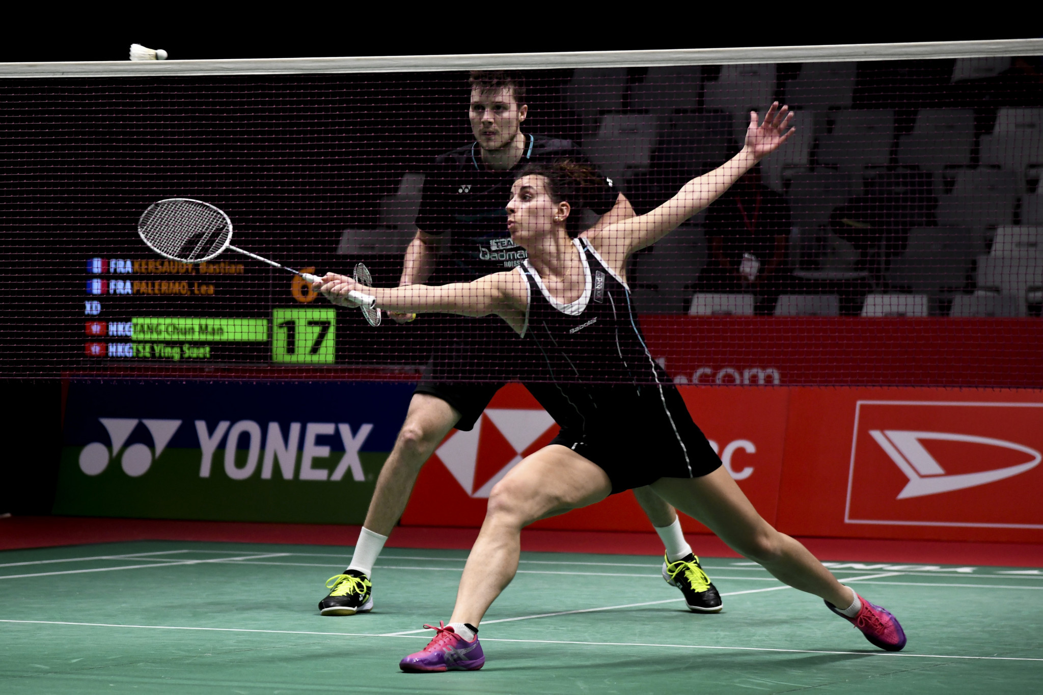 Mixed doubles top seeds fight back to reach second round at BWF German Open