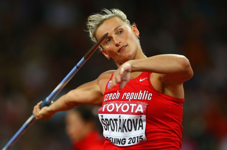 Double Olympic champion Barbora Spotakova of the Czech Republic failed to get a medal at this month's World Chanpionships in Beijing but recovered to earn a fourth Diamond Race victory in Zurich ©Getty Images